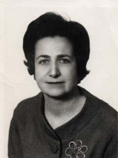 Сельма Левин