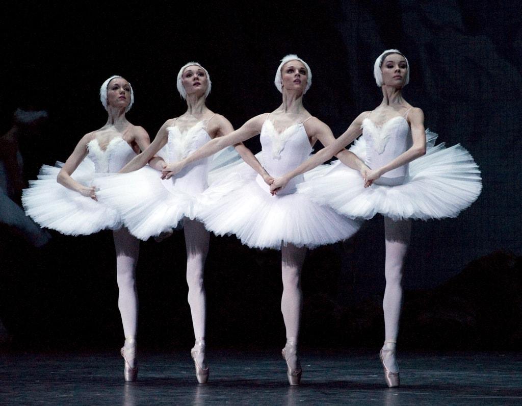 """""""Лебединое озеро"""". """"Танец маленьких лебедей"""""""
