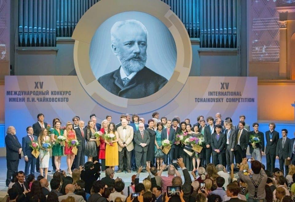 Международного конкурса имени п.и.чайковского