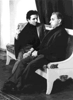 Юрий Темирканов и Николай Рабинович