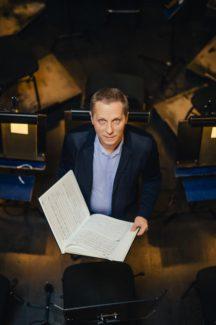 Велло Пяхн. Фото -пресс-служба Эстонской национальной оперы.