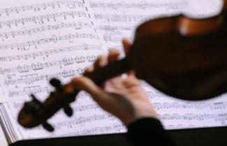 Скрипка. Фото - Валерий Шарифулин/ТАСC