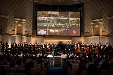 Владикавказ присоединился к Всероссийскому виртуальному концертному залу