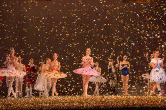 Московский международный конкурс артистов балета и хореографов