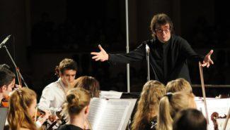 Всероссийский юношеский оркестр под управлением Башмета выступил в Вене