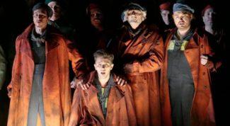 Премьера оперы «Билли Бадд» прошла на Новой сцене Большого театра