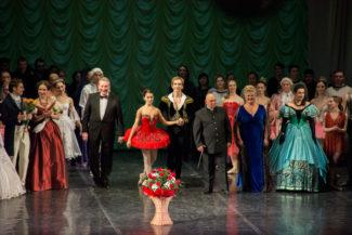 Всероссийский Пушкинский фестиваль оперного и балетного искусства «Болдинская осень»