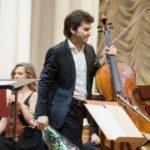 В Самаре выступит виолончелист Александр Бузлов