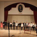Торжественное открытие XIII Международного конкурса молодых музыкантов в номинации «Фортепиано» (30.10.2016 — 5.11.2016)