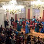 Программа Наталии Энтелис в Вологодской филармонии