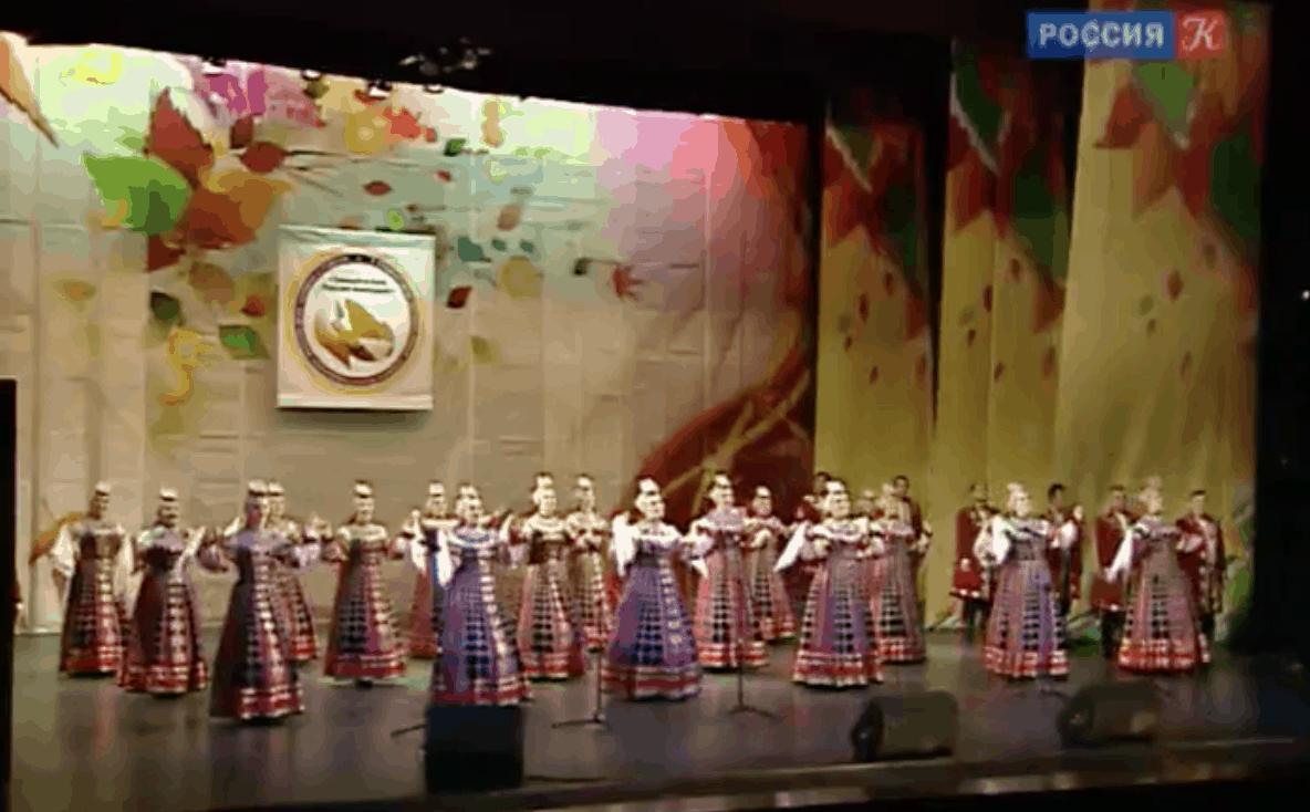 Фестиваль «Танцуй и пой, Россия молодая»