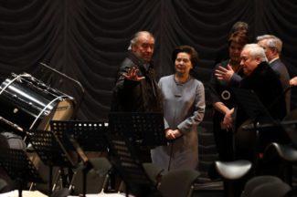 Валерий Гергиев выступил в Сургуте