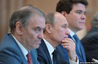 Валерий Гергиев, Владимир Путин и Денис Мацуев