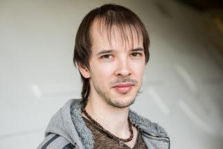 Александр Хубеев. Фото - Anna von Kooij
