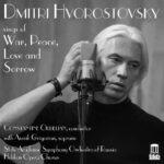 Диск, записанный Дмитрием Хворостовским с Госоркестром, номинирован на премию International Classical Music Awards