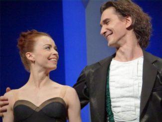 Екатерина Крысанова и Владислав Лантратов