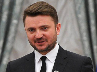Владислав Лаврик. Фото - kremlin.ru