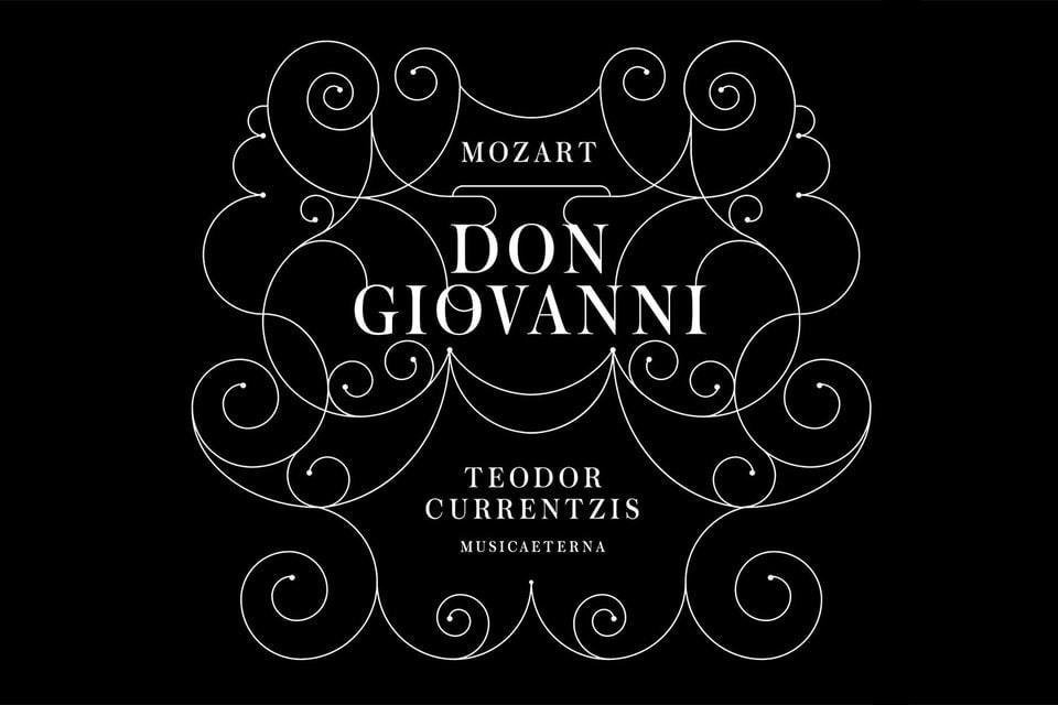 Теодор Курентзис, Пермская опера и Sony Classical выпустили запись «Дон Жуана»