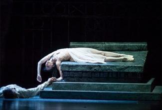 Наталья Осипова. Фото - Bill Cooper / Royal Opera House