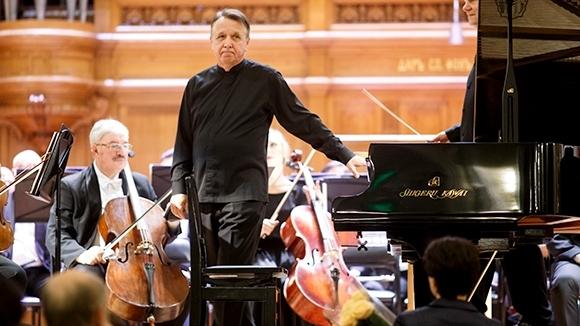 Михаил Плетнёв. Фото - Денис Рылов