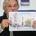 Авторы рассказали, каким будет памятник Майе Плисецкой