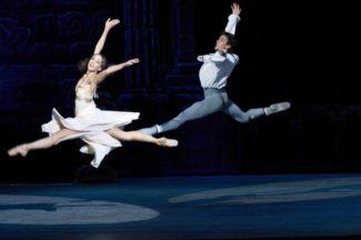 """Балет """"Ромео и Джульетта"""". Фото - Красноярский театр оперы и балета"""