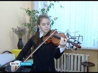 Ярославны – самые юные участницы оркестра Юрия Башмета
