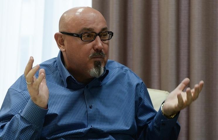 Директор Екатеринбургского театра оперы и балета Андрей Шишкин. Фото - Донат Сорокин