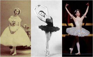 История балетной пачки. Фото - thevintagenews.com
