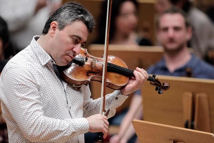 Максим Венгеров. Фото - Getty Images