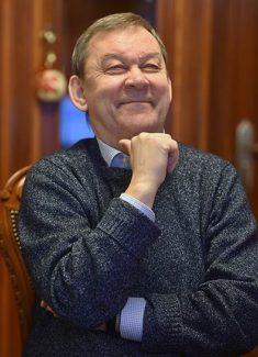 Владимир Урин. Фото - Дмитрий Лекай