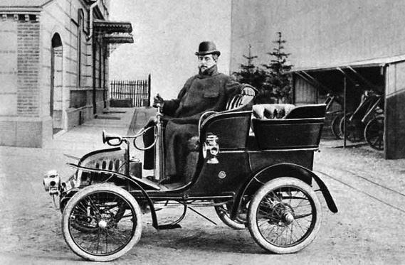 Главной страстью Пуччини были автомобили
