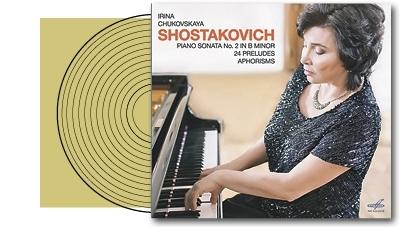 Ирина Чуковская играет Шостаковича
