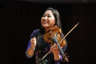 Сара Чанг. Фото - Hiroyuki Ito/Getty Images