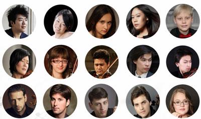В июне 2017 года пройдет Х Международный юношеский конкурс имени П. И. Чайковского
