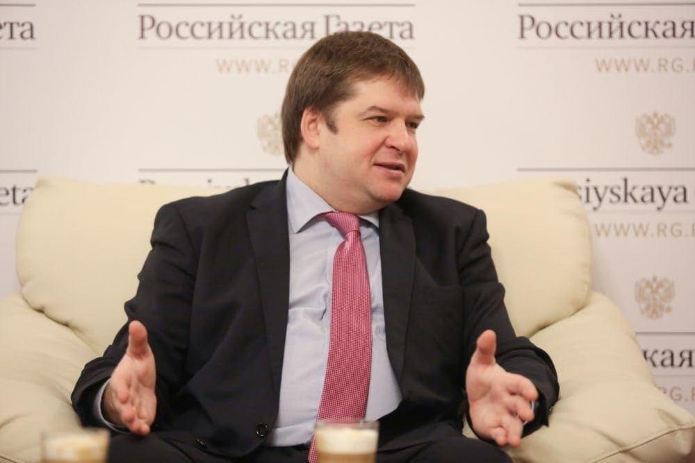 Алексей Васильев. Фото - Анатолий Медведь/РГ