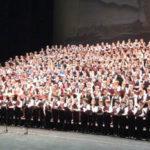 Сводный Детский хор России выступил в память о жертвах авиакатастрофы