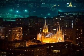 Римско-католический собор на Малой Грузинской