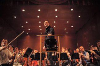 Теодор Курентзис и его оркестр. Фото - Марина Дмитриева