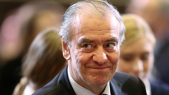 Валерий Гергиев. Фото - ТАСС/Вячеслав Прокофьев