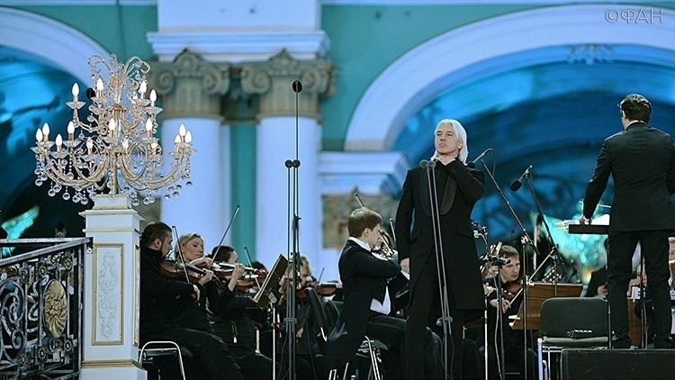 Дмитрий Хворостовский. Фото - Степа Яцко