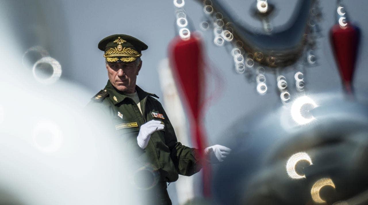 Валерий Халилов. Фото - Евгений Биятов/Sputnik / Scanpix / LETA