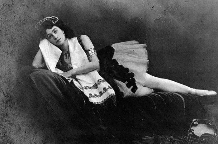 Матильда Ксешинская - известная балерина, выпускница Императорского хореографического училища