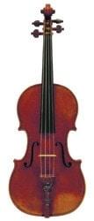 "Скрипка Lady Blunt Антонио Страдивари продали в 2011 году за 15,894 млн долл. Фото - Аукцион ""Tarisio"""