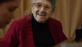 Мери Симховна Лебензон