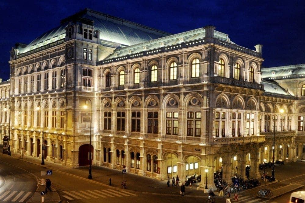 Венская государственная опера. Фото - Владимир Астапкович/РИА Новости