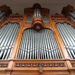 Орган в Большом зале Московской консерватории. Фото - Владимир Песня/РИА Новости