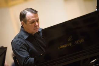 Михаил Плетнев. Фото - МГАФ