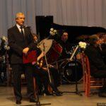 Александр Голышев на юбилее Псковского симфонического оркестра в 2011 году