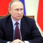 Владимир Путин. Фото - Пресс-служба Президента России